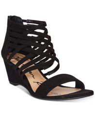 Image of American Rag Adora Wedge Sandals, Created for Macy's