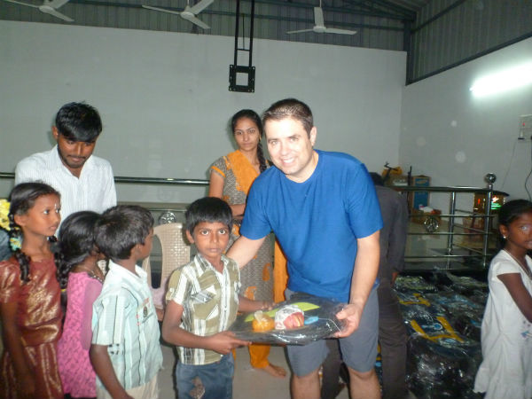 Timothy Doud - Supporting Mission Trips Abroad