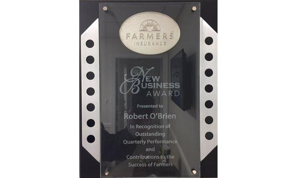 Farmers New Business Award
