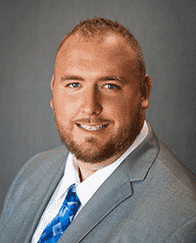 Justin Vance, Insurance Agent