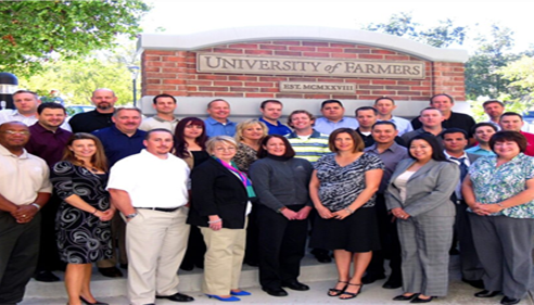 University of Farmers® Advance Class 2012