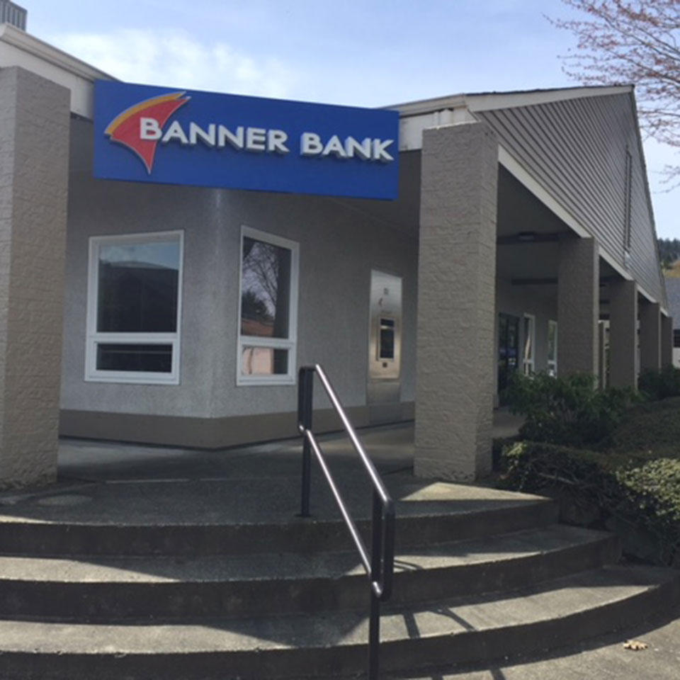 Banner Bank branch in Issaquah, Washington