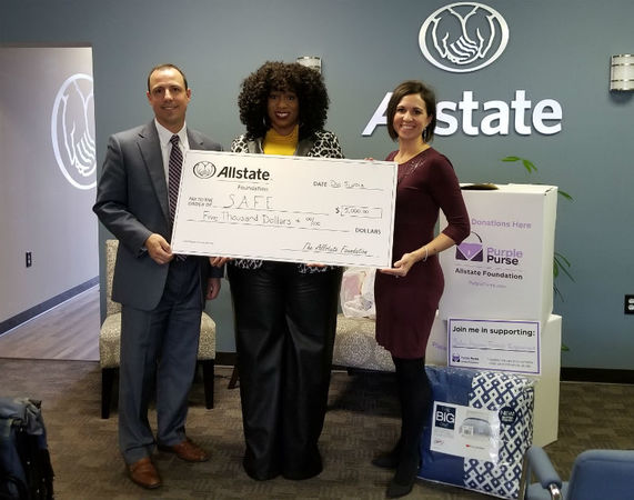 Josh Shunk - Allstate Foundation Helping Hands Grant Supports Sisters Acquiring Financial Empowerment