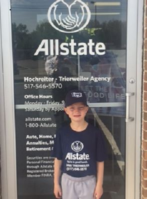 Hochreiter-Trierweiler Agency - Howell Area Junior Baseball Association Sponsor