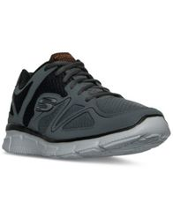 Image of Skechers Men's Verse - Flash Point Running Sneakers from Finish Line