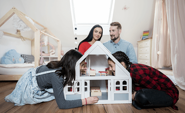 Find your forever home with help from Santander Bank