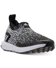 Image of adidas Boys' RapidaRun Laceless Running Sneakers from Finish Line
