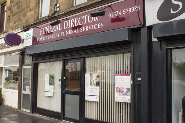 Forth Valley Funeral Directors in Larbert, Falkirk