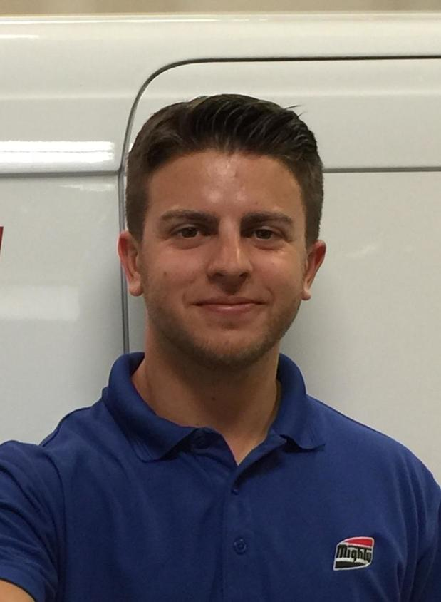 Mighty Auto Parts of Central Jersey, Manager Brandon Fleming