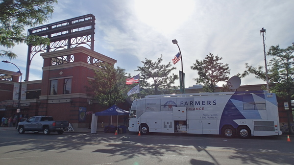 MCC Bus outside Canal Park