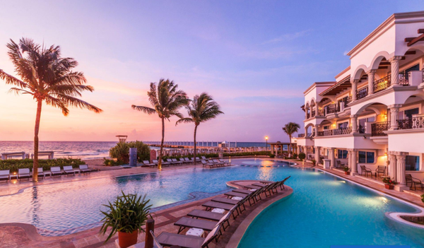 The Royal Playa del Carmen Vacation Package