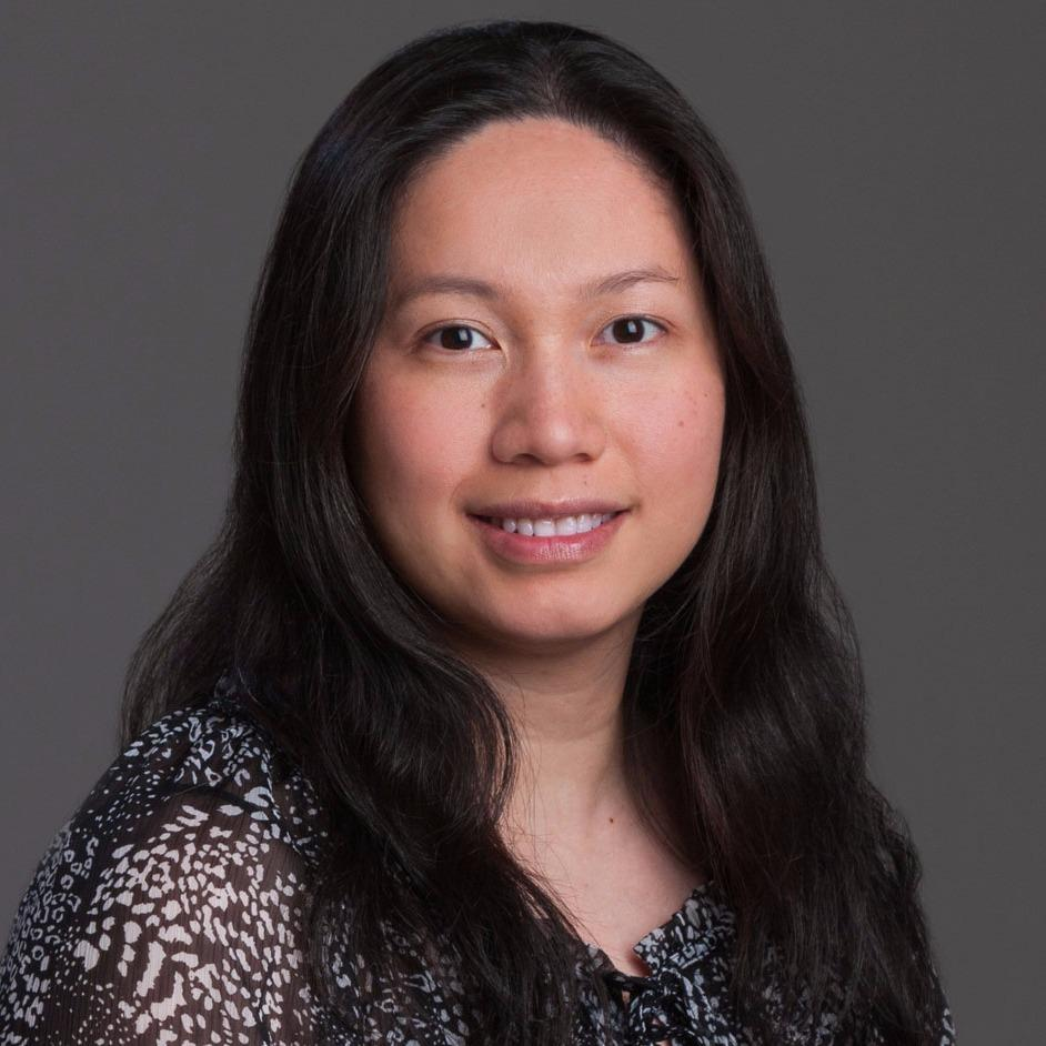 Headshot photo of Suzan Nguyen
