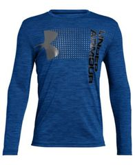Image of Under Armour Big Boys Logo-Print T-Shirt