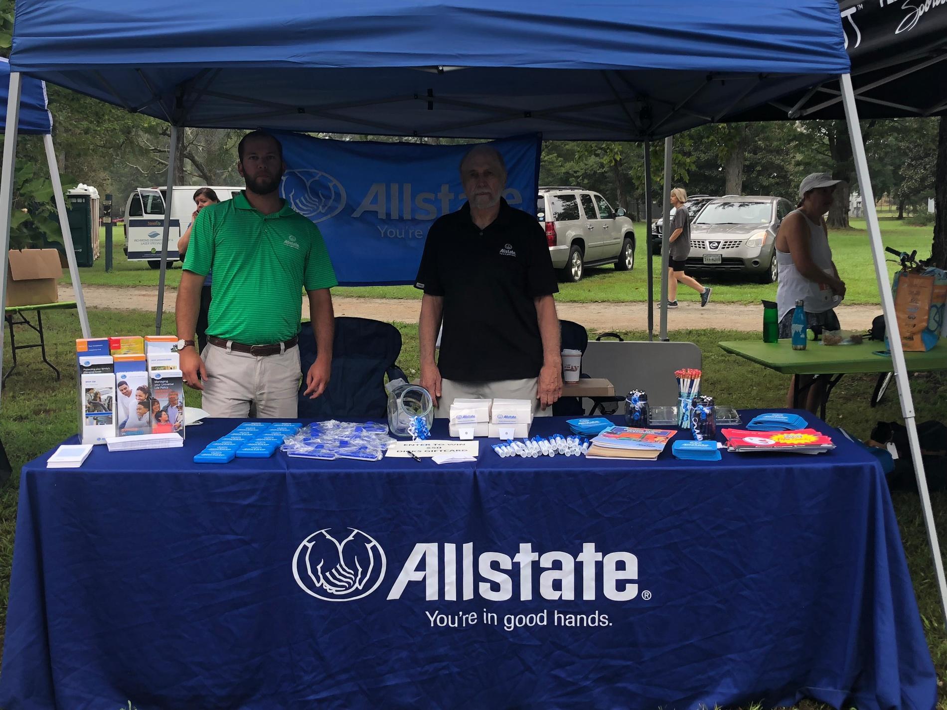 Allstate Car Insurance In Glen Allen Va Trip Tribble