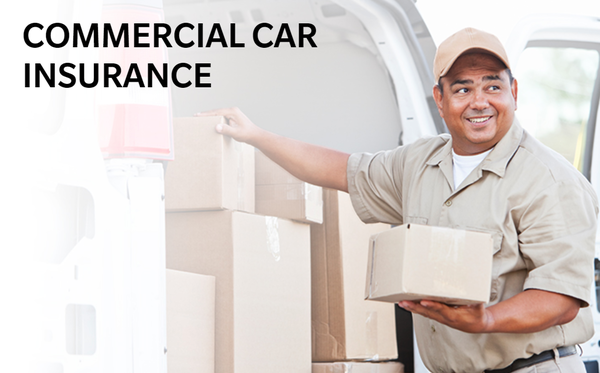 Business Insurance for Commercial Vehicles