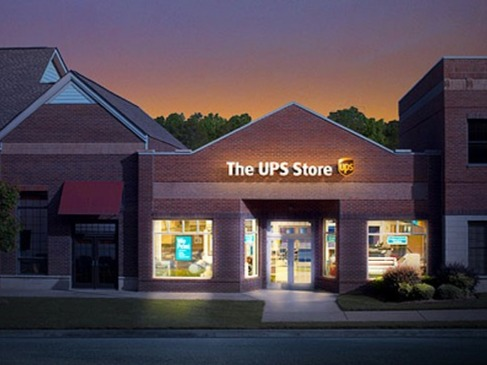 Facade of The UPS Store Mint Hill