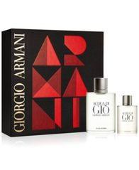Image of Giorgio Armani Men's 2-Pc. Acqua di Giò Pour Homme Gift Set, A $133 Value