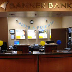 Banner Bank Market Street branch in Spokane, Washington