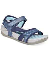 Image of Bare Traps Delona Rebound Technology Wedge Sandals, Created for Macy's