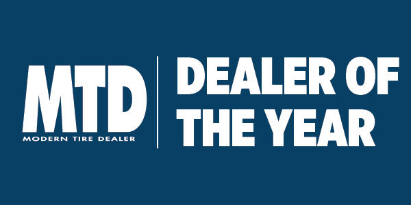 Tire Discounters Founder Chip Wood is the 2020 Dealer of the Year.
