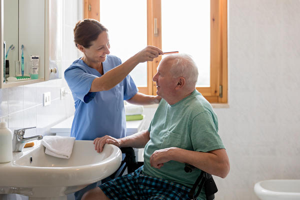 Hourly or Live-in Home Care