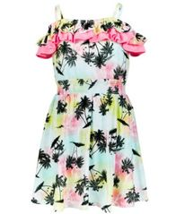 Image of Epic Threads Big Girls Double Ruffle Dress, Created for Macy's