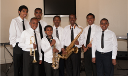 Young Ethio Jazz Band organization