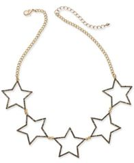 Image of I.N.C. Five-Star Statement Necklace, Created for Macy's