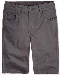 Image of Levi's® 511 Sueded Shorts, Big Boys