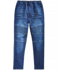 Image of Epic Threads Big Boys Drawstring Jeans, Created for Macy's