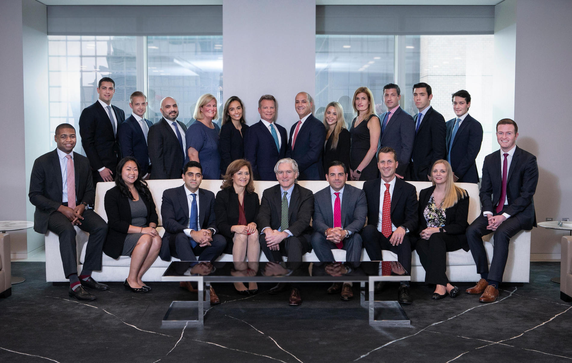 The Polk Wealth Management Group | New York, NY | Morgan