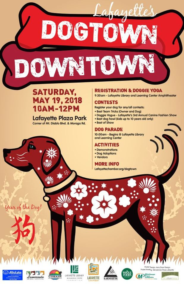 Agency Insurance Services - Join us for Dogtown Downtown on May 19