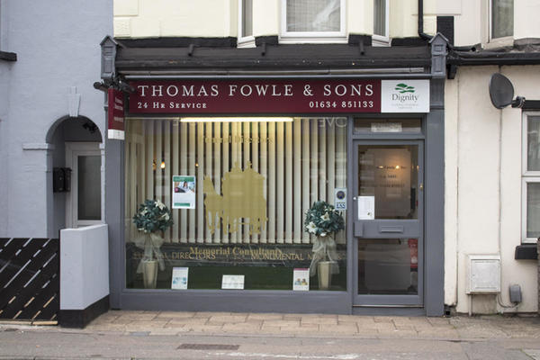 Thomas Fowle & Sons Funeral Directors in Gillingham