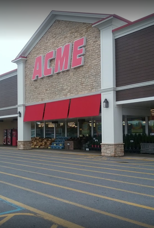 Acme Markets store front picture at 711 Washington Ave in Chestertown MD