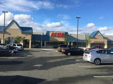 Acme Markets store front picture of store at 425 US Hwy 9 in Tuckerton NJ