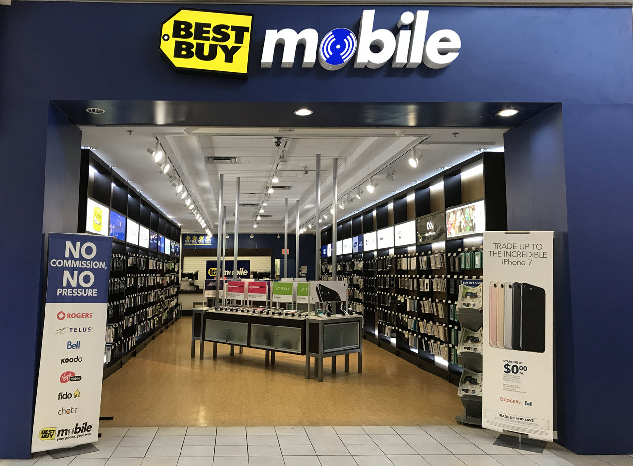 Best Buy Sunridge Mall
