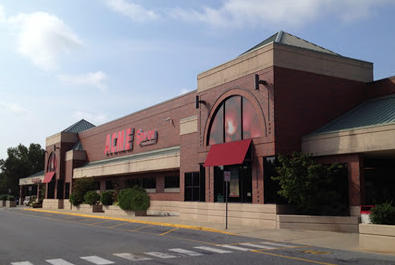 Acme Markets store front picture of store at 415 Egg Harbor Rd in Sewell NJ