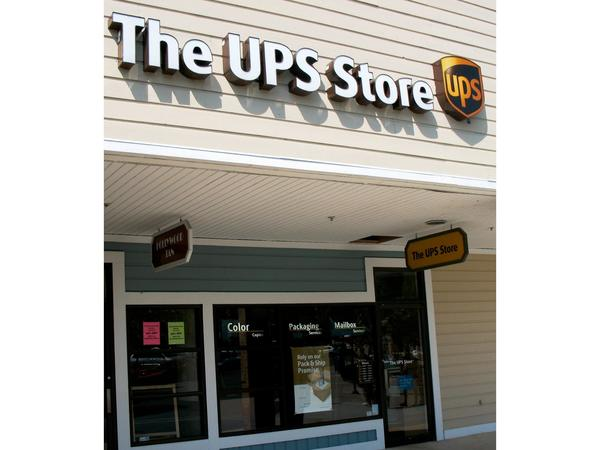 Facade of The UPS Store Reston