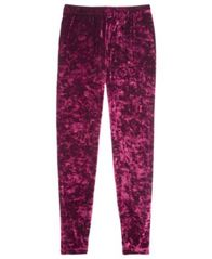 Image of Epic Threads Big Girls Velvet Leggings, Created for Macy's