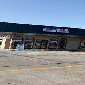 Front of Direct Auto store at 836 Grand Calliou Road, Houma