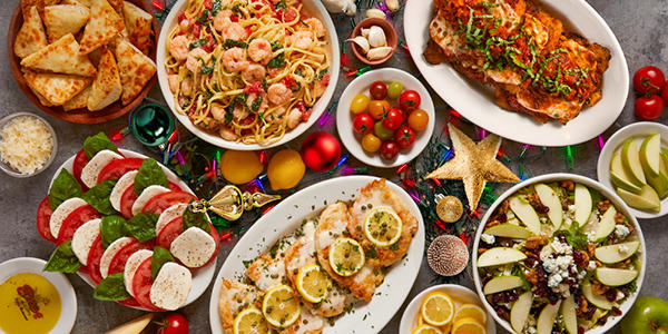 Buca di Beppo - Holiday Parties