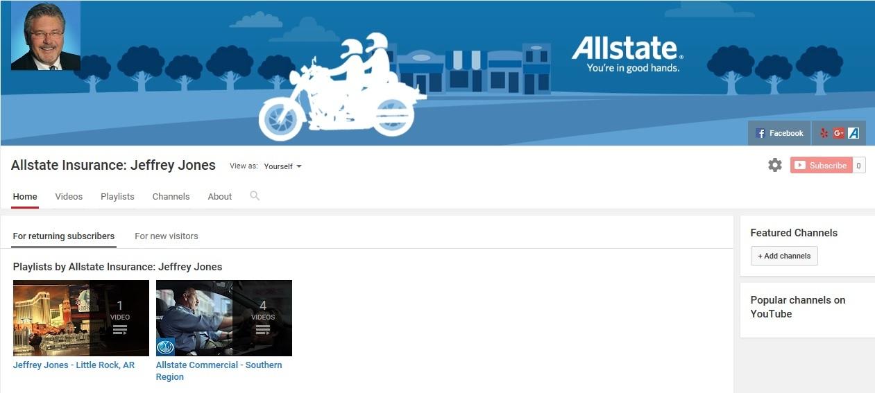 Allstate | Car Insurance in Little Rock, AR - Jeff Jones Insurance