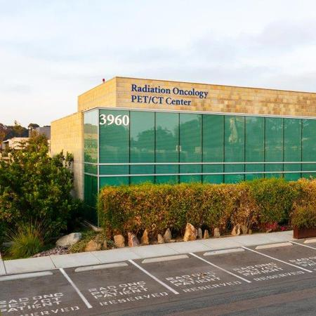 PET/CT Center at UC San Diego Health – La Jolla building.