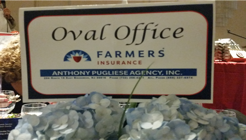 Anthony Pugliese Agency Sponsored for Jewish Family Services of Middlesex County