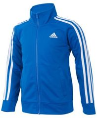 Image of adidas Full-Zip Athletic Jacket, Big Boys