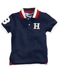 Image of Tommy Hilfiger Boys' Matt Polo, Big Boys