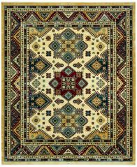 Image of KM Home Signature Nomad Kazak 4' x 6' Area Rug, Created for Macy's
