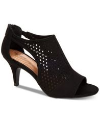 Image of Style & Co Women's Helaine Perforated Sandals, Created for Macy's