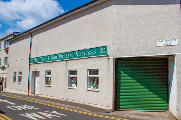 William Tyre & Son Funeral Directors in Largs