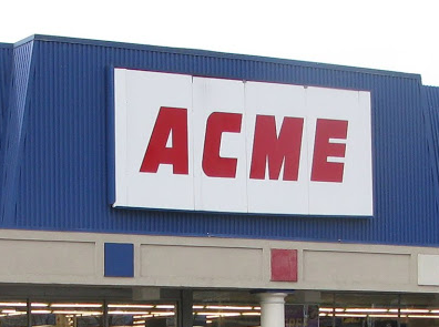 Acme Markets store front picture of store at 125 Bound Brook Rd in Middlesex NJ